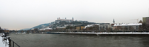 via flickr.com One of the view shots I took before falling ill. Wurzburg is a very pretty place.