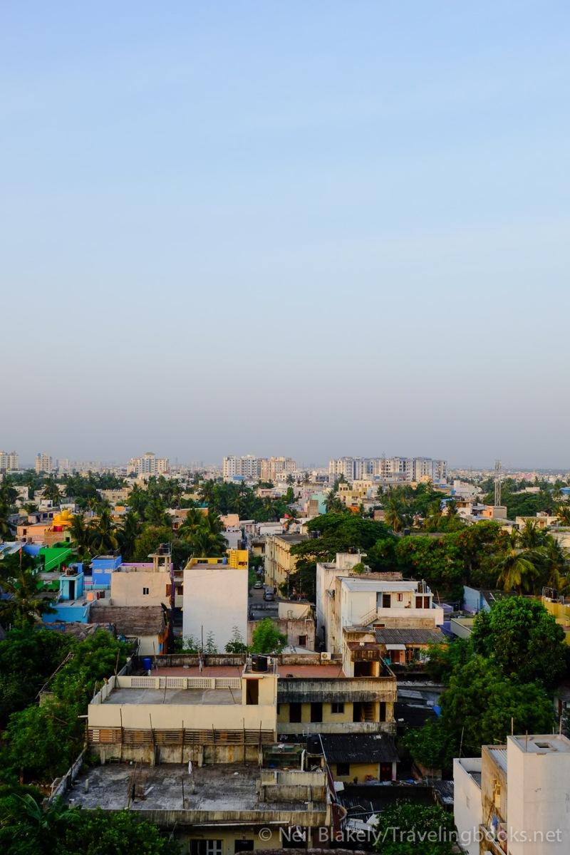 Daybreak in Chennai