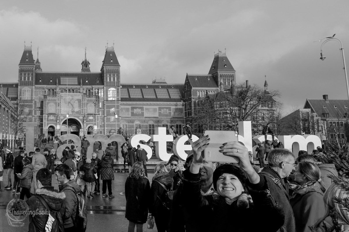 Gallery: Amsterdam in Black and White