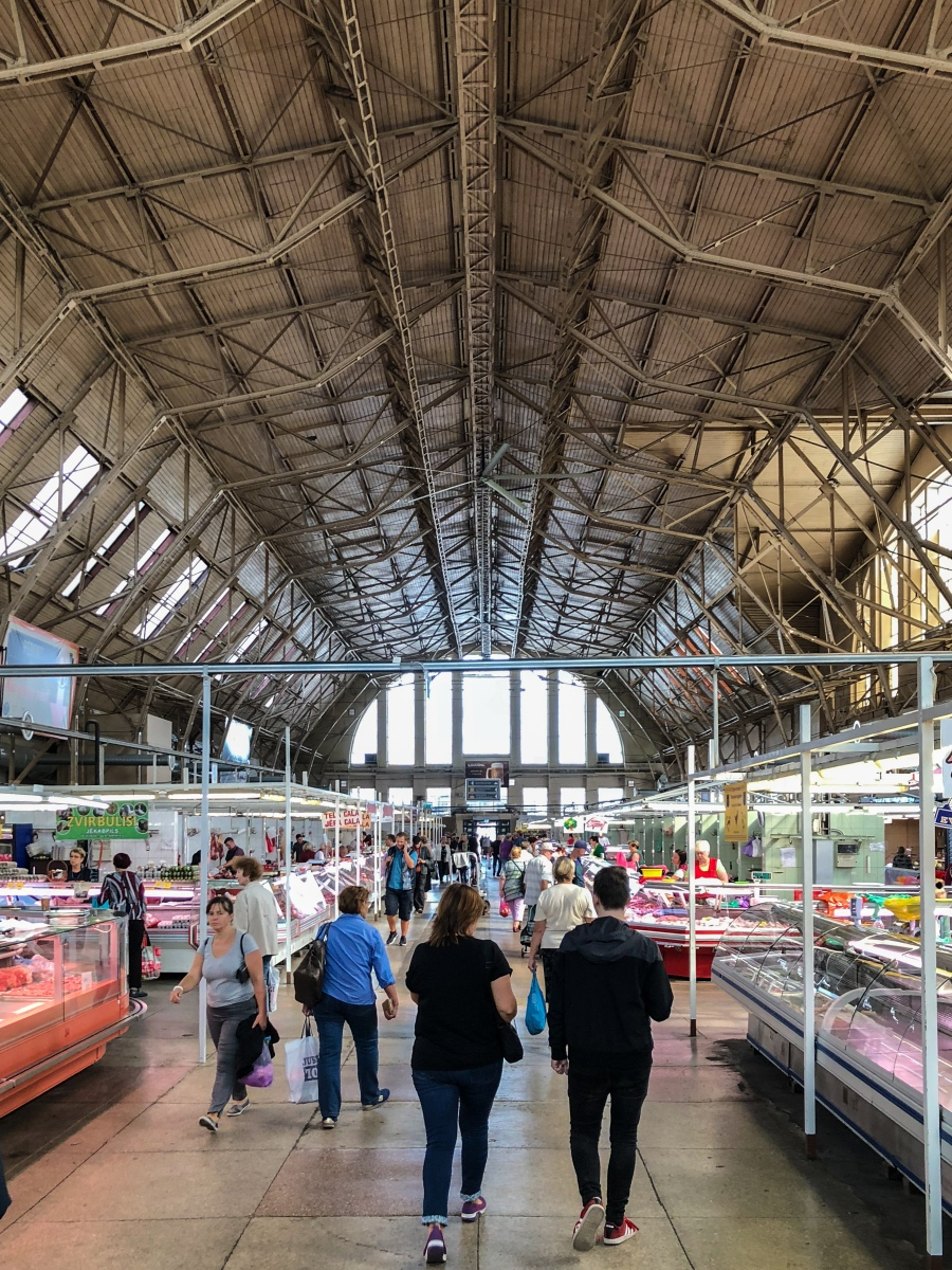 Photo (Gallery) of the Week: Riga Central Market