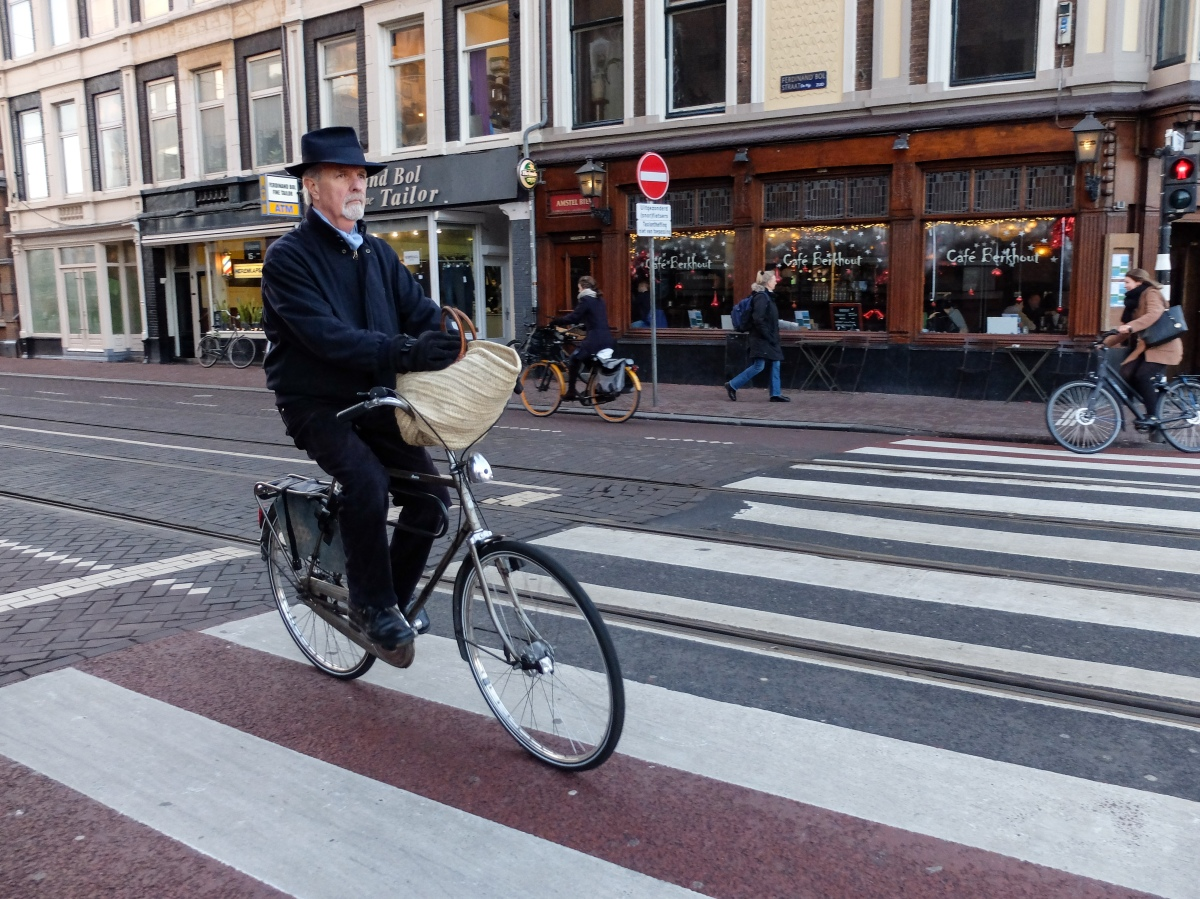 Photo (Gallery) of the Week: Bicycles of Amsterdam